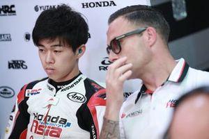 Ай Огура, Honda Team Asia