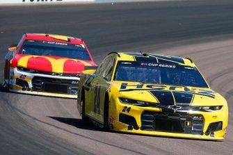 William Byron, Hendrick Motorsports, Chevrolet Camaro Hertz, Kyle Larson, Chip Ganassi Racing, Chevrolet Camaro McDonald's