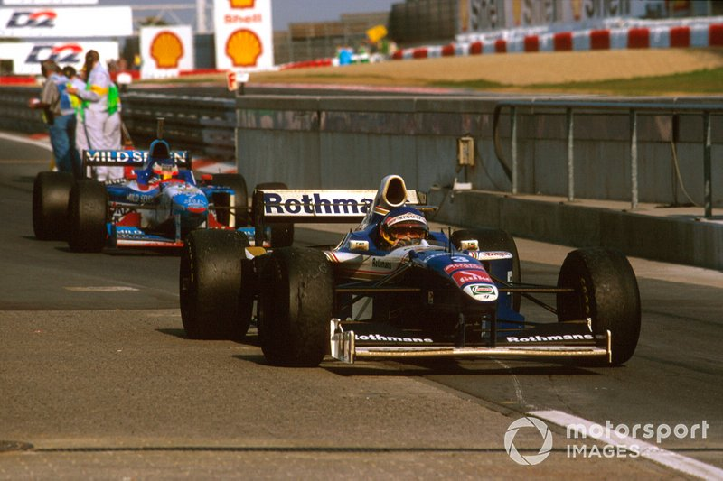 1997 Luxembourg GP