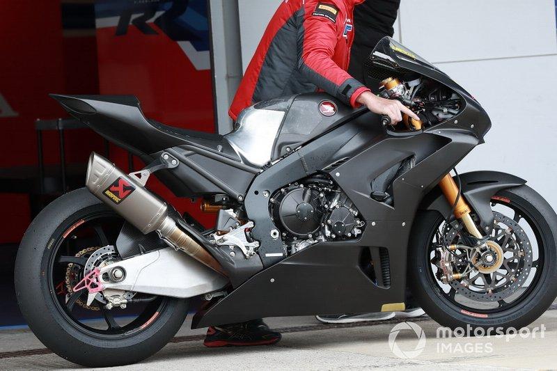 Honda Fireblade CBR1000RR-R SP