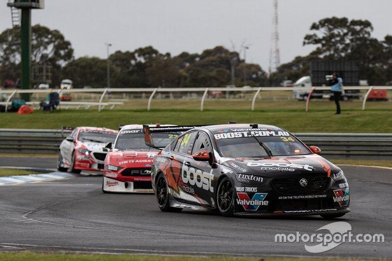 James Golding, Richard Muscat, Garry Rogers Motorsport Holden
