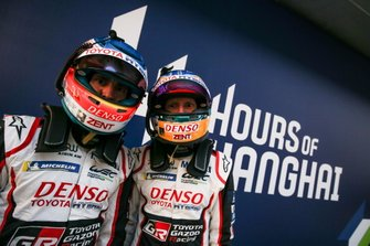 #7 Toyota Gazoo Racing Toyota TS050 - Hybrid: Mike Conway, Jose Maria Lopez