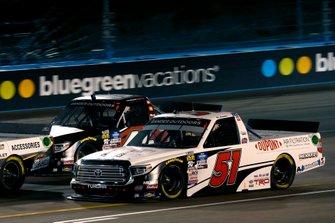 Brandon Jones, Kyle Busch Motorsports, Toyota Tundra DuPont Air Filtration