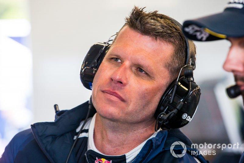 Гарт Тандер, Triple Eight Race Engineering