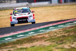 Nathan Morcom, HMO Customer Racing Hyundai