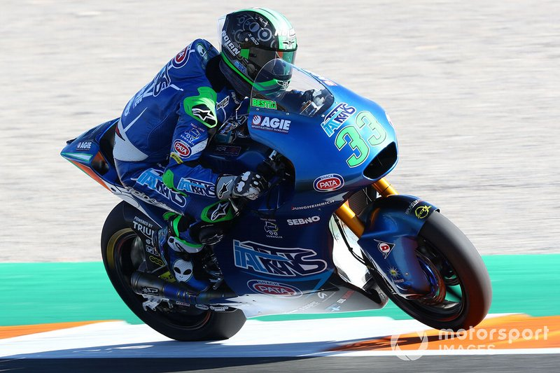 Enea Bastianini, Italtrans Racing Team