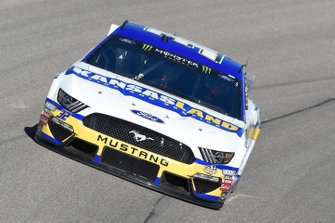 Corey LaJoie, Go FAS Racing, Ford Mustang Kansasland