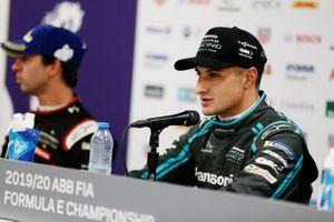 Yarış galibi Mitch Evans, Jaguar Racing