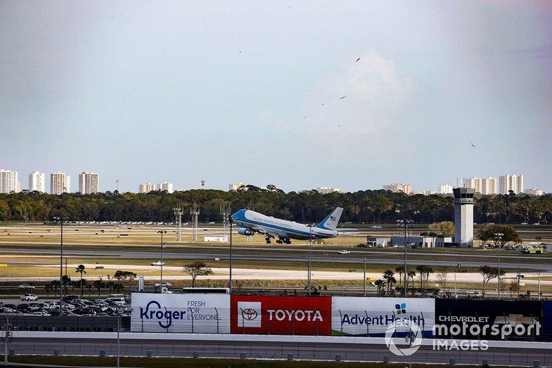 Air Force One en Daytona
