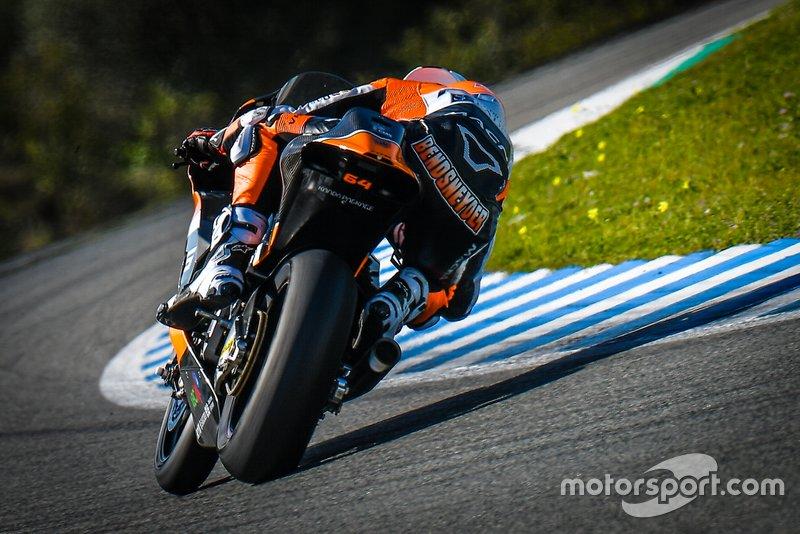 Bo Bendsneyder, NTS RW Racing GP