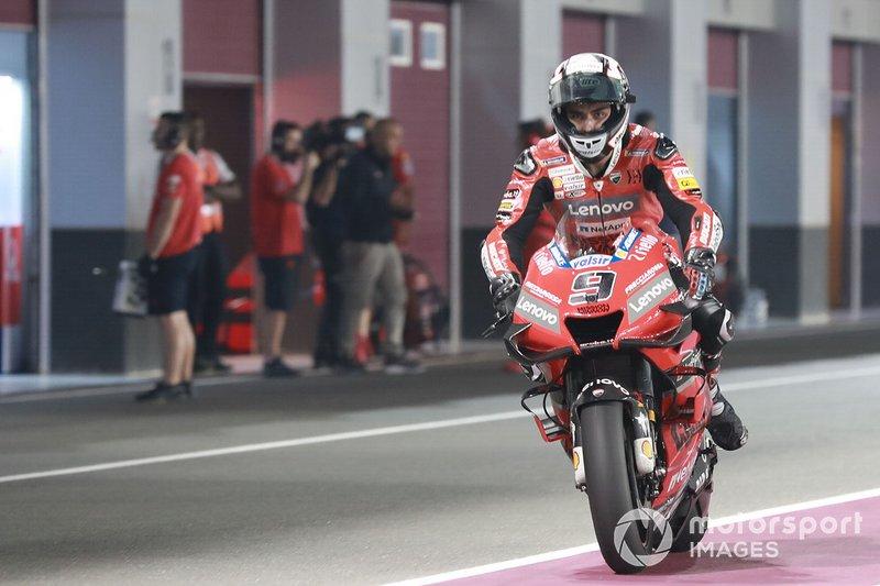 16º Danilo Petrucci, Ducati Team - 1:54.674