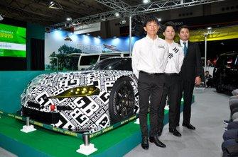 Saitama Toyopet Green Brave Toyota Supra