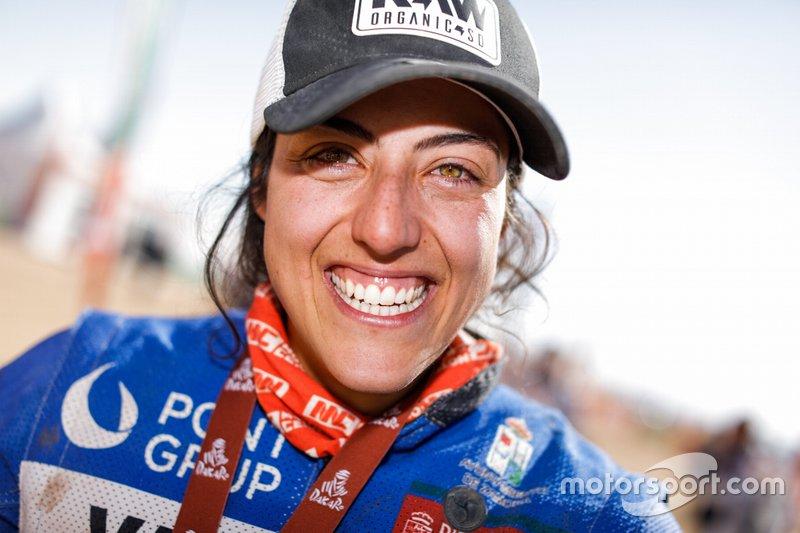#98 Yamaha: Sara Garcia