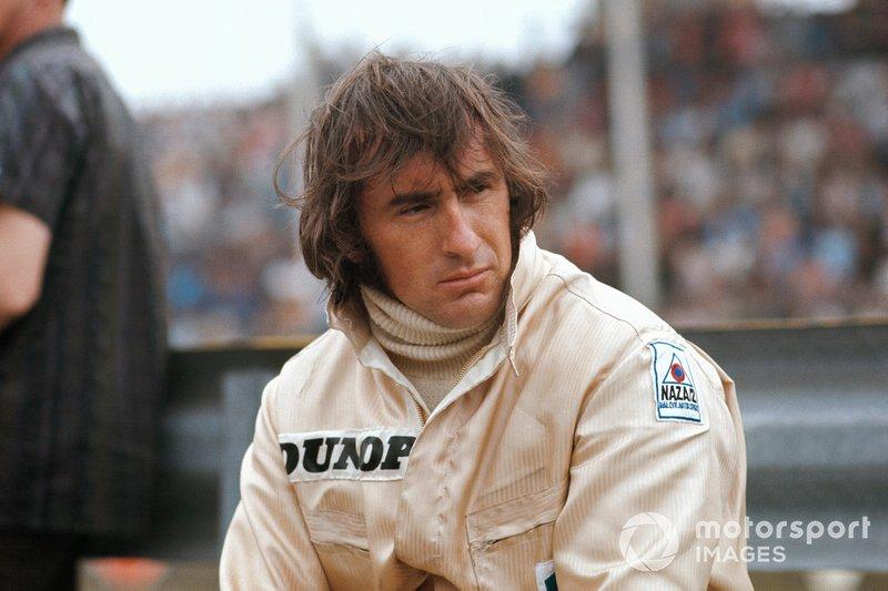 Zandvoort 1971: Jackie Stewart