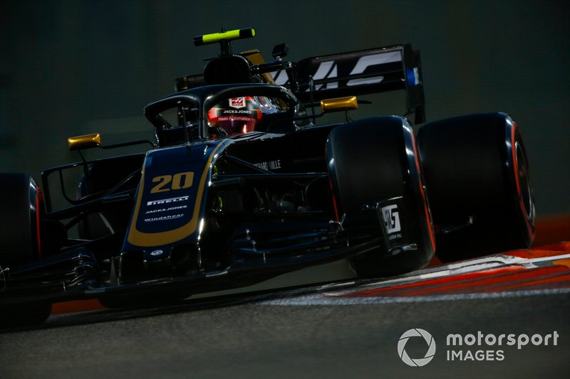 Haas – победа у Магнуссена