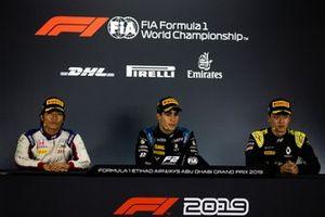 Nobuharu Matsushita, Carlin Sergio Sette Camara, Dams and Guanyu Zhou, UNI Virtuosi Racing