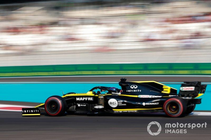 7 место: Даниэль Риккардо, Renault - 1:36.456