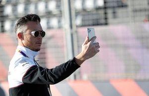Ознакомление с трассой: Андре Лоттерер, Porsche Formula E Team