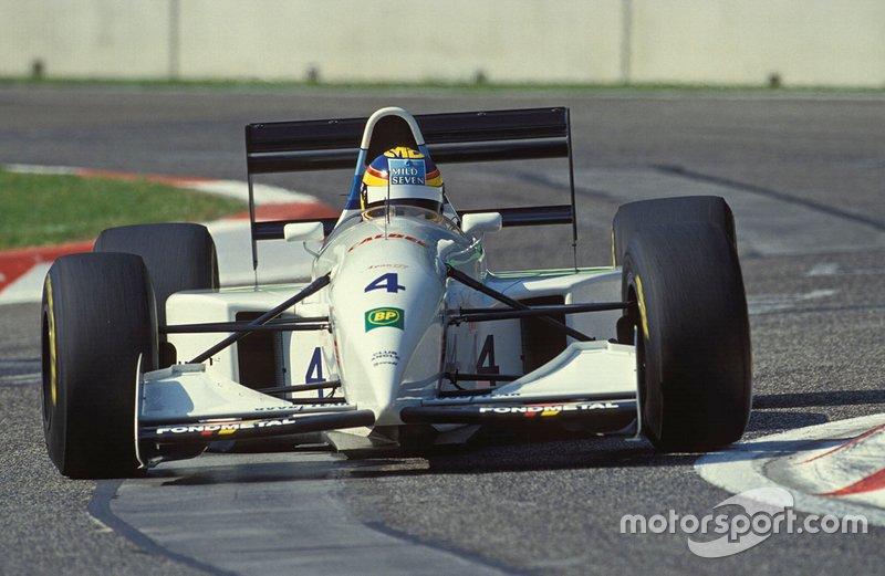 Momentos destacados en la carrera de Mark Blundell en Fórmula 1