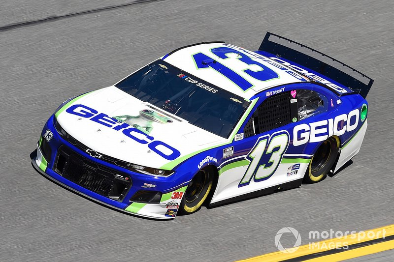 24. Ty Dillon, Germain Racing, Chevrolet Camaro GEICO
