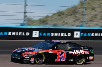 Clint Bowyer, Stewart-Haas Racing, Ford Mustang Mobil 1 / Haas CNC