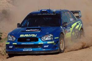 Petter Solberg, Phil Mills Subaru Impreza