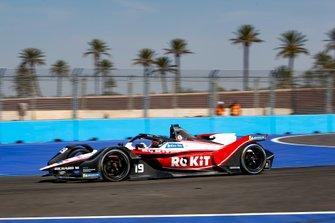 Norman Nato, Rookie Test Driver for Venturi, EQ Silver Arrow 01