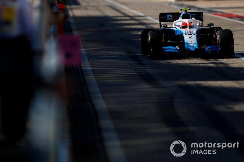 Robert Kubica, Williams FW42 - Kwalifikacje
