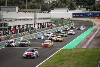 Start action TCR Race 1