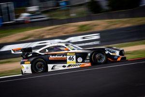 #46 Black Falcon Mercedes AMG GT3: Patrick Assenheimer, Sergey Afanasiev, Michele Beretta