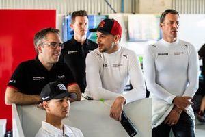 Pascal Zurlinden, #1 Earl Bamber Motorsport Porsche GT3 R: Earl Bamber