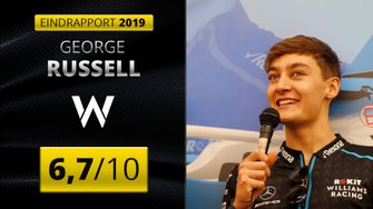 Eindrapport George Russell Williams 2019