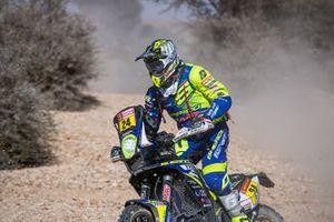 #24 Sherco TVS Rally Factory: Lorenzo Santolino