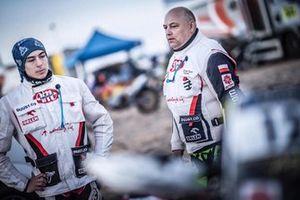 Konrad Dąbrowski, Jacek Czachor, KTM 450 Rally