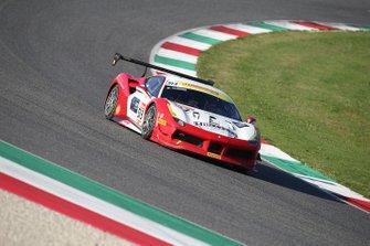 #513 Ferrari 488 Challenge, Cornes Shiba: Makoto Fujiwara