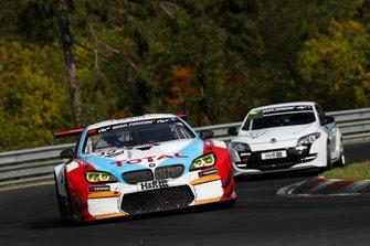 #35 Walkenhorst Motorsport BMW M6 GT3: Rudi Adams, Joern Schmidt-Staade, Jordan Tresson