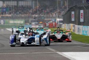 Maximilian Günther, BMW I Andretti Motorsports, BMW iFE.20 Daniel Abt, Audi Sport ABT Schaeffler, Audi e-tron FE06