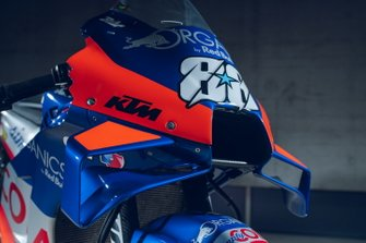 Bike of Miguel Oliveira, Red Bull KTM Tech 3
