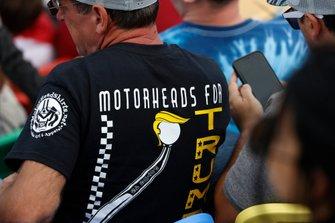 Motorheads for Trump, fans