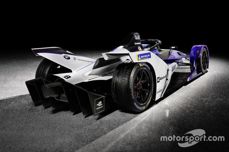BMW iFE.20, BMW i Andretti Motorsport
