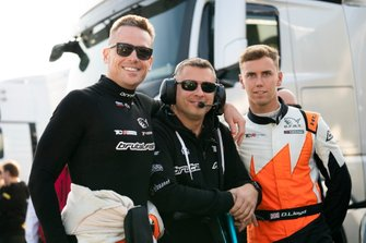 Daniel Lloyd, Brutal Fish Racing Team Honda Civic Type R, Martin Ryba, Brutal Fish Racing Team Honda Civic Type R TCR