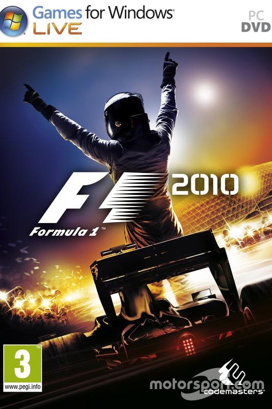 PC box art, F1 2010