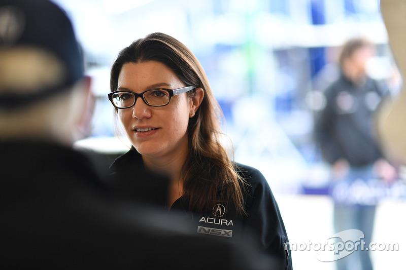 Katherine Legge, pembalap GT