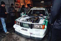 El coche de Toto Wolff y Jens Thiemer, Mercedes 190 E DTM Evo