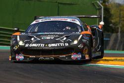 Ferrari 488-S.GT3 #46, Black Bull Swisse Racing: Venturi-Gai