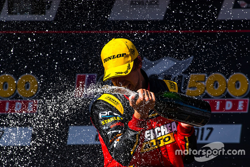 Podium: third place Chaz Mostert, Rod Nash Racing Ford