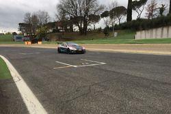 Lucas di Grassi, test della Tesla P100DL 2.0