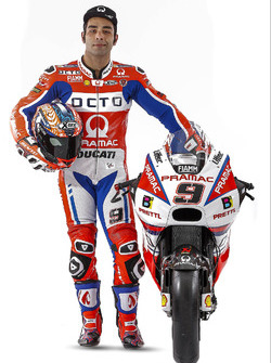 Danilo Petrucci, Octo Pramac Racing