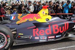 Der Super Formula von Pierre Gasly, Team Mugen
