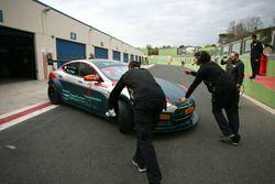 Lucas di Grassi probó el Electric GT